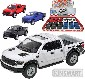 KINSMART Auto model 1:46 Ford F-150 SVT Raptor Supercrew kov 13cm 4 barvy