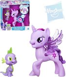 HASBRO MLP My Little Pony set Twilight Sparkle zpívající + Spike na baterie Zvuk