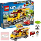 Fotografie LEGO® City Great Vehicles 60150 Dodávka s pizzou