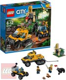 Fotografie LEGO® City 60159 Jungle Explorers Obrněný transportér do džungle