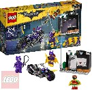 Fotografie LEGO® BATMAN MOVIE 70902 Catwoman™ a honička na Catcycle