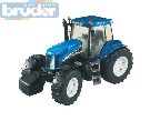 BRUDER 03020 (3020) Traktor NEW HOLLAND