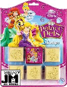 JIRI MODELS Razítka set 5+1 Disney Palace Pets