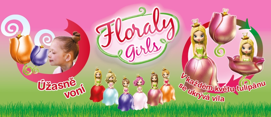 Floraly Girls