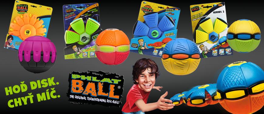Phlat Ball