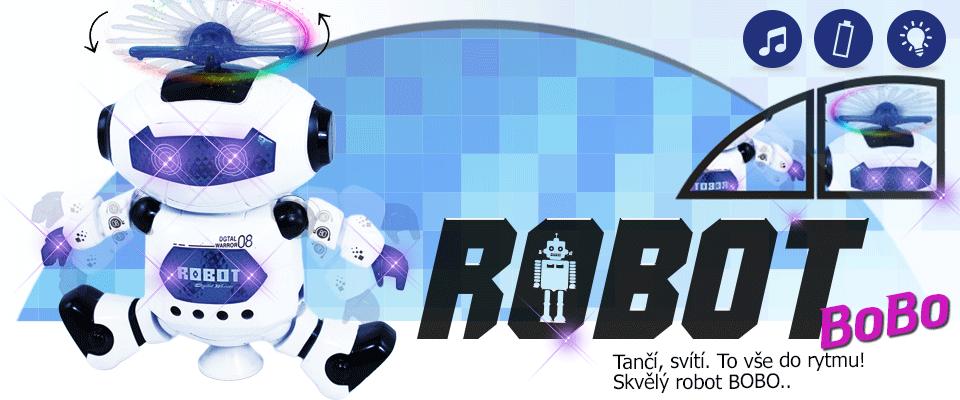 Robot BOBO